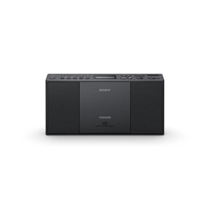Sony ZS-PE60 Radio-Radio-réveil Lecteur CD MP3 Port USB
