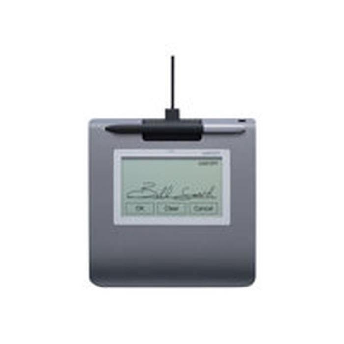 WACOM Terminal de signature avec Écran LCD STU-430 - 9.6 x 6 cm - électromagnétique - filaire - USB