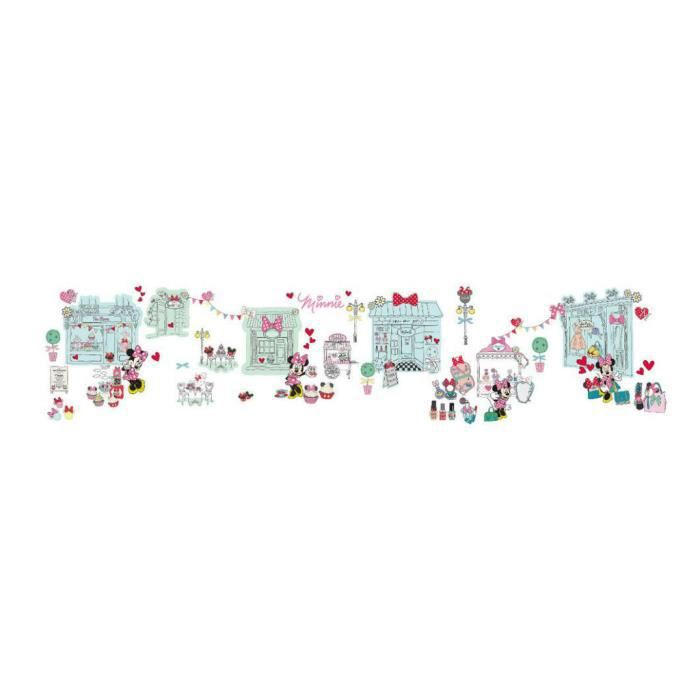 Stickers Muraux Minnie Mouse - Stick a Story