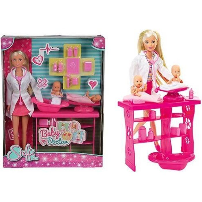 bebe barbie achat vente jeux et jouets pas chers. Black Bedroom Furniture Sets. Home Design Ideas