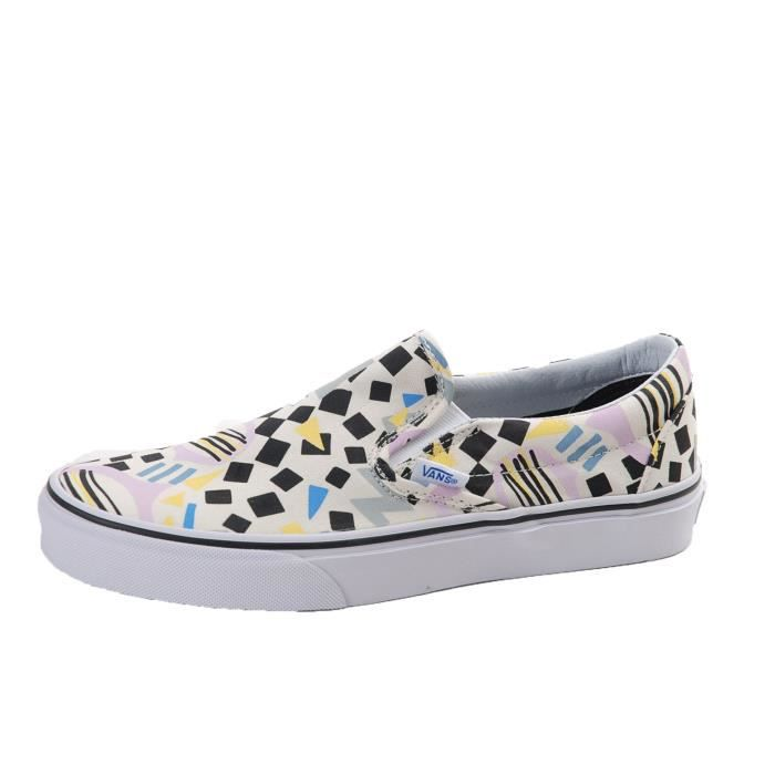 Vans Slip On Eley Kishimoto - Cdiscount Chaussures