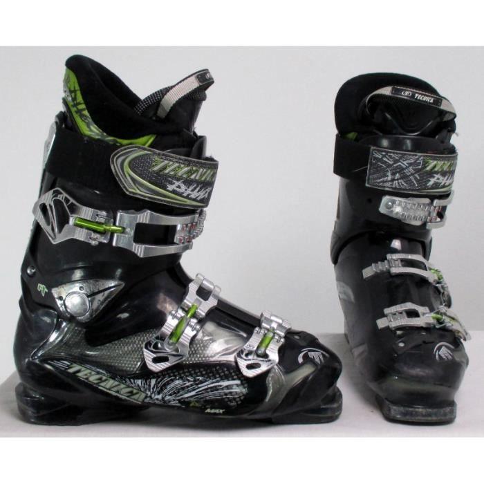 CHAUSSURES DE SKI Chaussures de ski occasion Tecnica RT max noir-ver