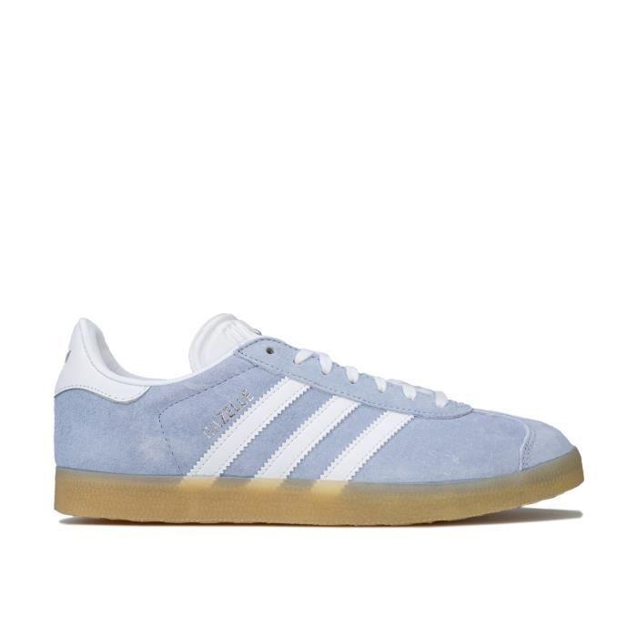 Adidas Originals Baskets Gazelle Bleu Clair Femme Bleu clair ...