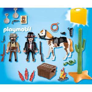 playmobil le western achat vente playmobil le western. Black Bedroom Furniture Sets. Home Design Ideas
