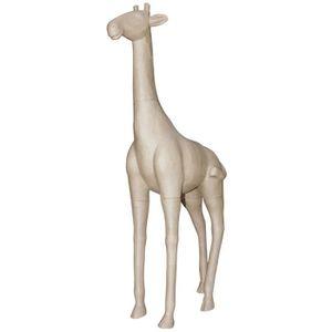 Support à décorer DECOPATCH Girafe 160cm