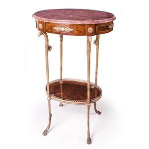 Table baroque table d/'appoint de style antique Louis XV MoAl0044