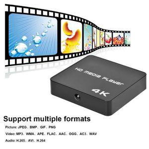 LECTEUR MULTIMÉDIA LR Disque dur Ultra U Disk Lecteur multimédia HDMI
