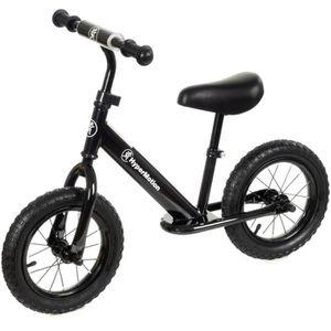 DRAISIENNE Draisienne Vélo Sans Pédales 12 Pouces pour Enfant