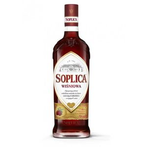 VODKA Soplica Cerise 30,0 % Vol. 50cl