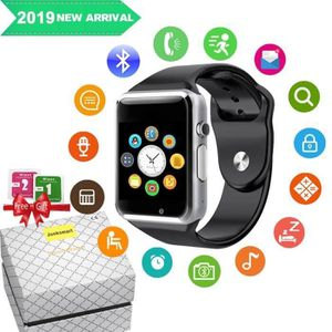 MONTRE CONNECTÉE Jooksmart Montre Connectée Android Bluetooth Smart