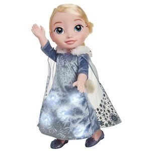 POUPÉE Disney La Reine des neiges Elsa Chantant Tradition