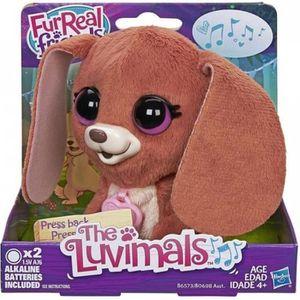 PELUCHE FurReal vänner plysch Doggie harmoni luvimals cool