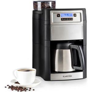 CAFETIÈRE Klarstein Aromatica II Cafetière 1,25L - machine à