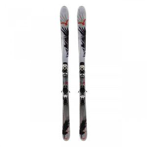 SKI Ski Salomon Teneighty Spaceframe + fixations