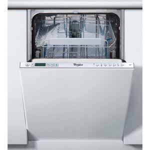 LAVE-VAISSELLE Lave vaisselle tout integrable 45 cm  ADG 402