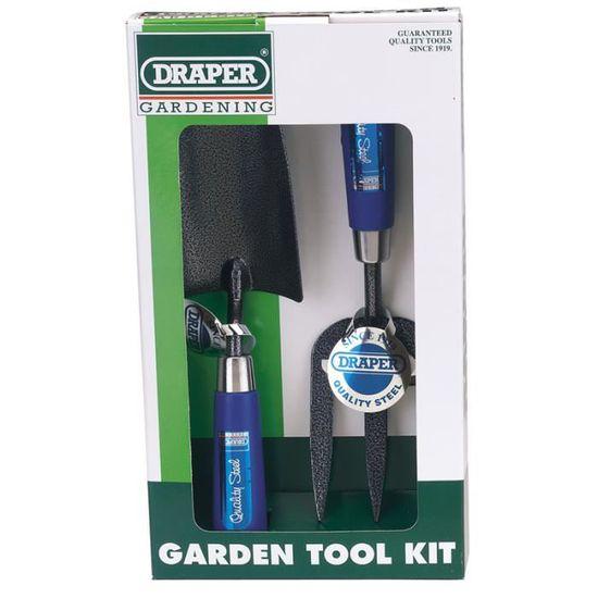 Draper Acier Carbone greffe Truelle Heavy Duty Cendres Poignée outils de jardinage