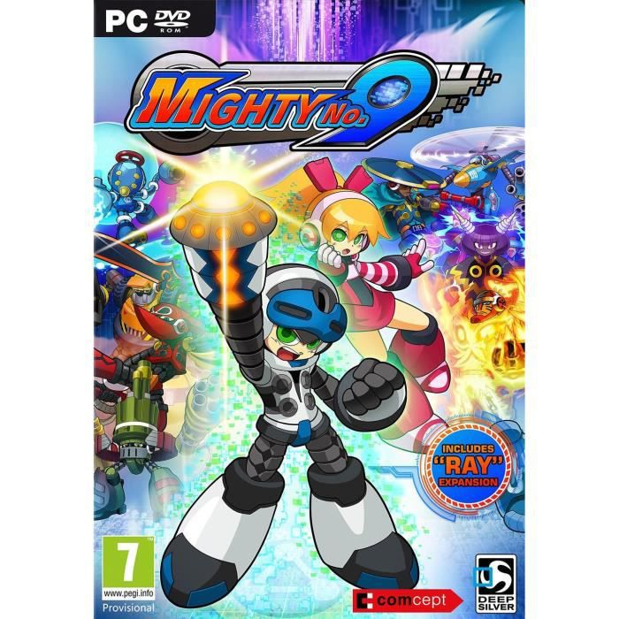 Mighty No. 9 Jeu PC
