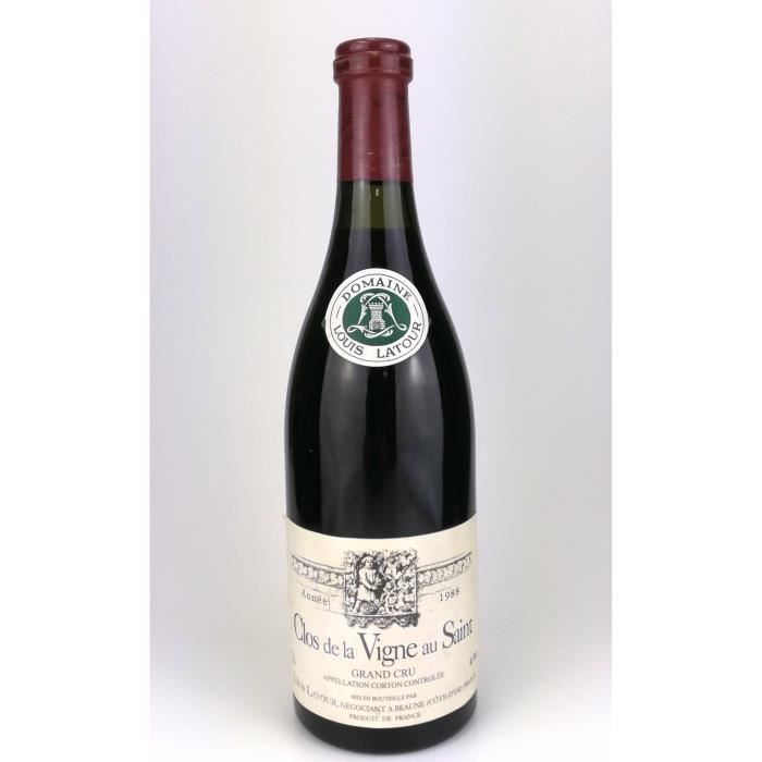 1988 - Clos de la Vigne au Saint - Louis Latour