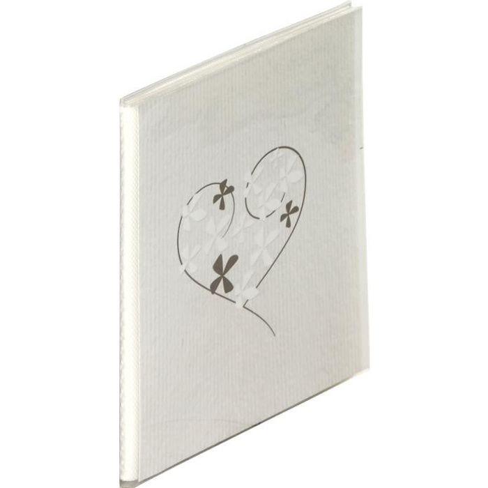 IMAGINE Album photo de mariage à pochettes - Oui - 24 photos - 11,5 x 15 cm