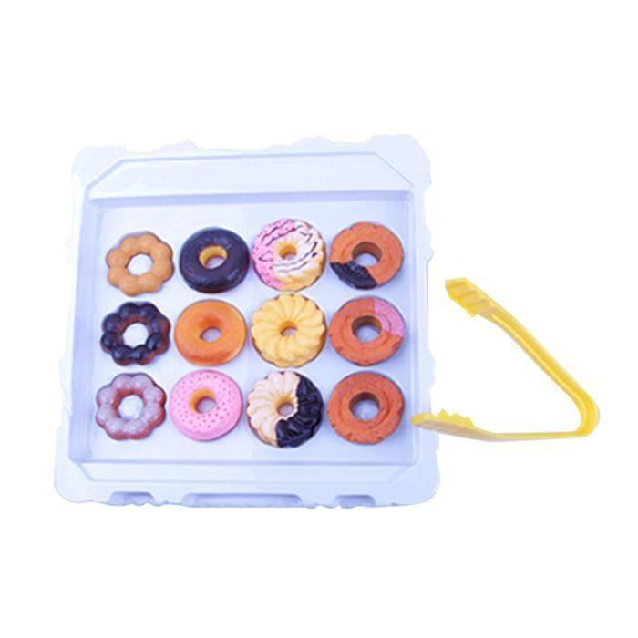 1 Set Cookies Empilage Jouet Biscuits Jeu D'empilement Drôle Donut Empilable VEHICULE A CONSTRUIRE - ENGIN TERRESTRE A CONSTRUIRE