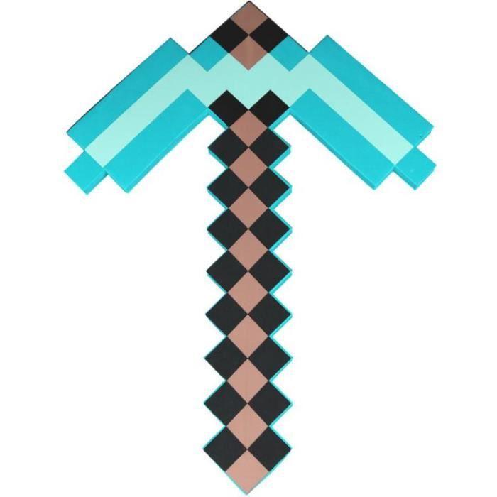 Minecraft jouet périphérique arme jouet virtuel en mousse EVA 6