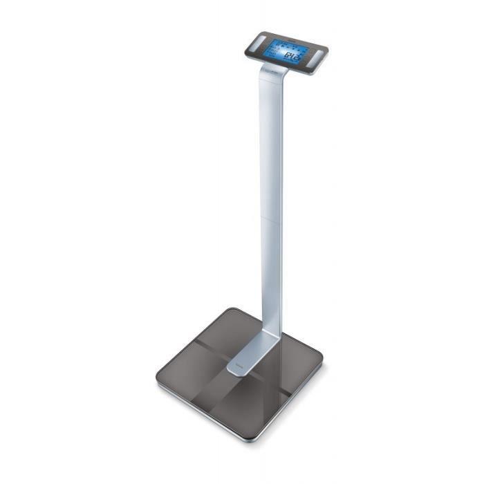 BEURER BF 1000 BT - Impédancemètre de précision connecté - Calcul l'IMC, le taux de muscle et la masse osseuse