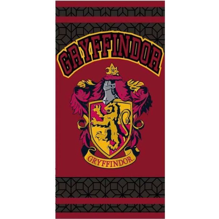 kidparadise - Serviette de Plage Harry Potter- Drap de Plage Harry. Potter
