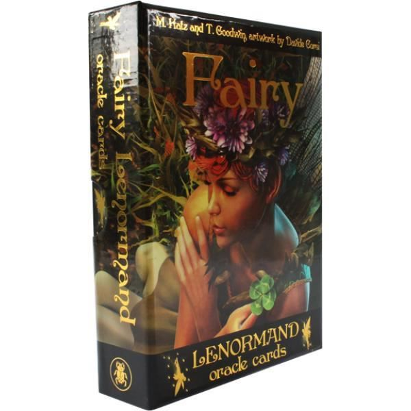 Oracle Fairy Lenormand unique Multicolore