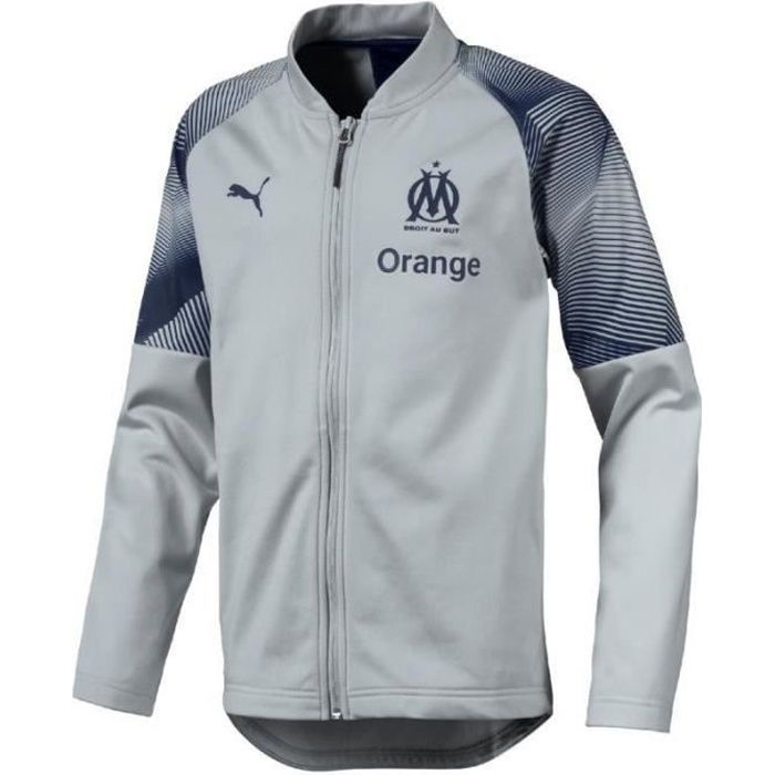 Veste junior Olympique de Marseille 2018/2019