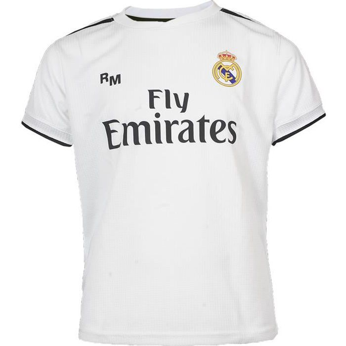 Maillot Real Madrid - Domicile - Collection officielle - Homme