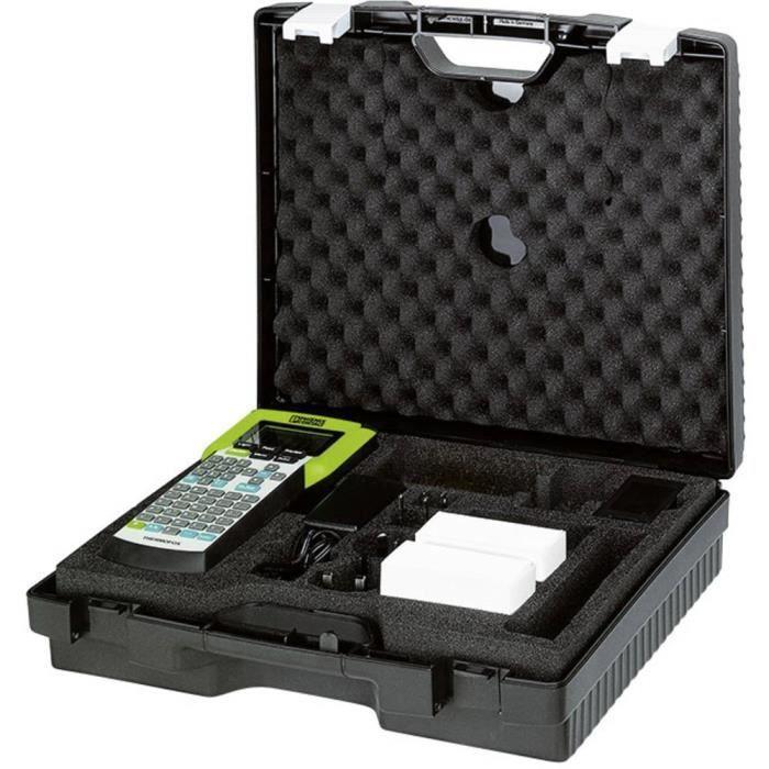 Imprimante à transfert thermique Phoenix Contact THERMOFOX SET 803986 noir 1 set