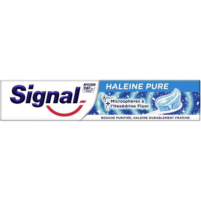 Signal Dentifrice Haleine Pure 75ml