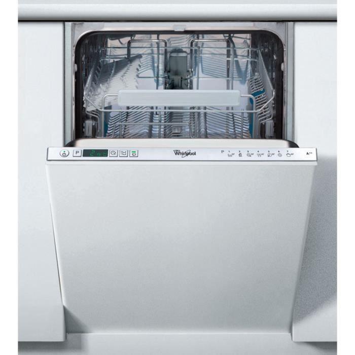 Lave vaisselle tout integrable 45 cm ADG 402