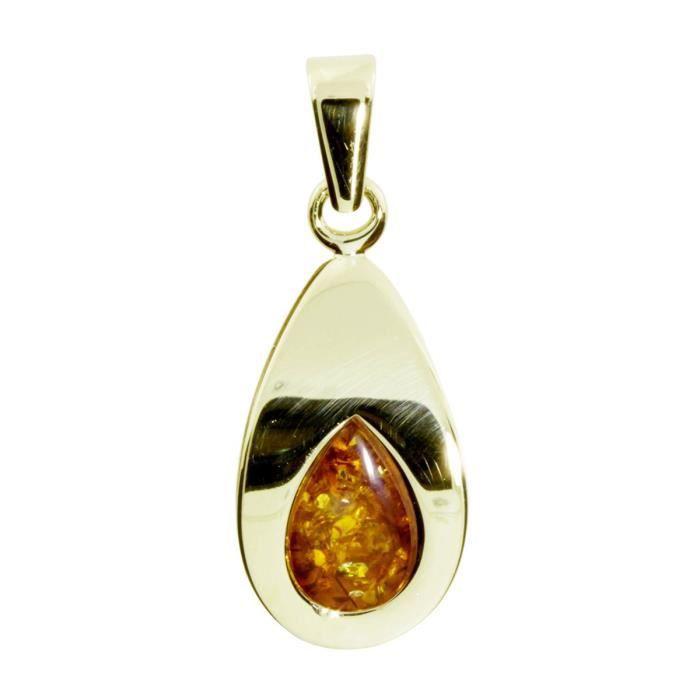 In Collections - Os06477 - Pendentif Femme - Or Jaune 333-1000 (8 Carats) 0.85 Gr G50I9