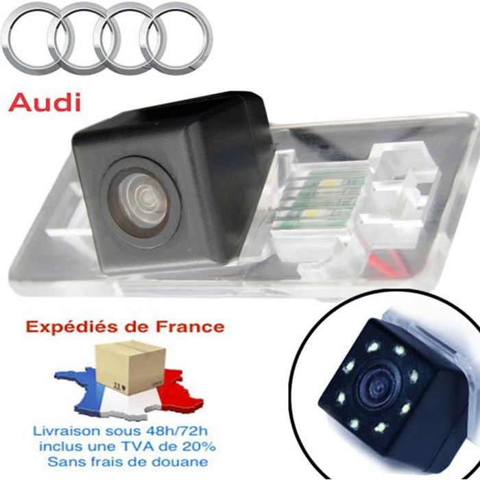 Consumer Electronics Ingenious Hd Reversing Camera For Cayenne Audi A4 A4l A6 A6l A7 A5 Q7 Q5 Q3 Rs5 Rs6 A3 A8l
