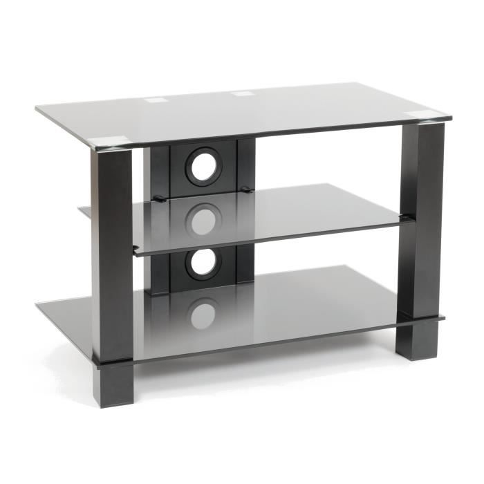 meuble tv hauteur 65 cm table de lit. Black Bedroom Furniture Sets. Home Design Ideas