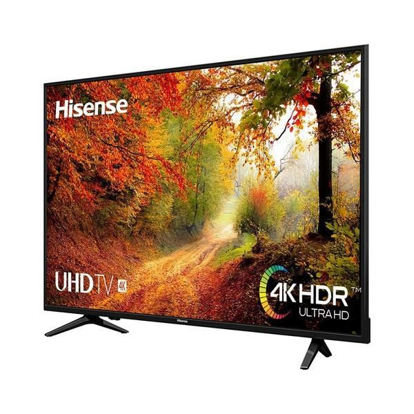 "Téléviseur LED Smart TV Hisense 43A6140 43"" 4K Ultra HD WIFI HDR"