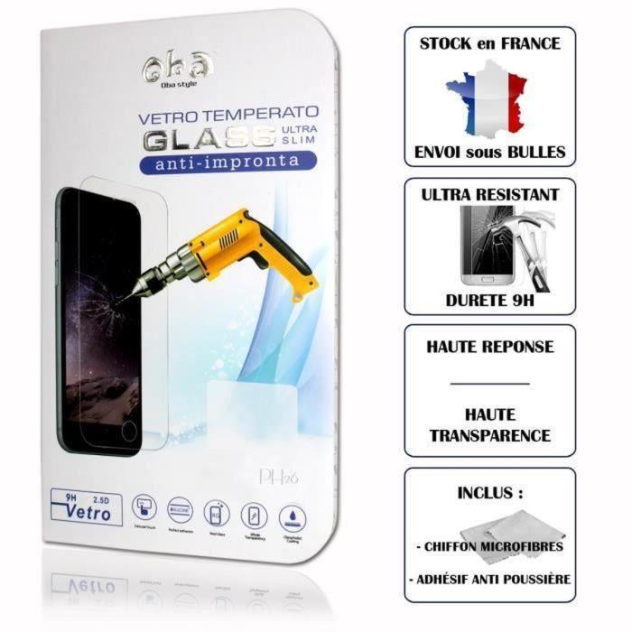 FILM PROTECT. TÉLÉPHONE NUU Mobile G3 (G3)Verre trempé,ecran,film ultra ré