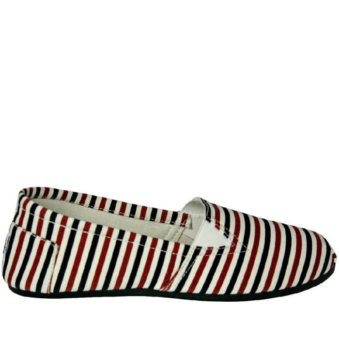 Kaymann Canvas Slip-on Loafer SFIS8 Taille-39