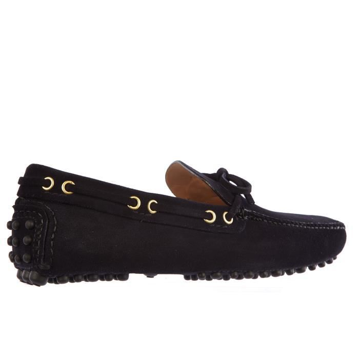 Mocassins homme en daim Car Shoe