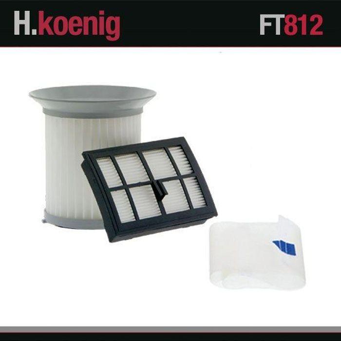 Filtres hépa pour aspirateurs TC802 TC801 ...