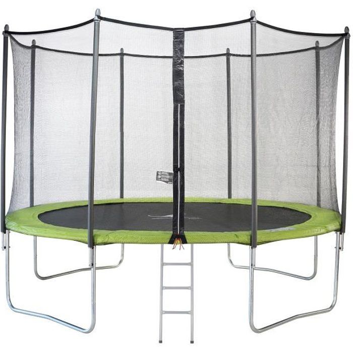 trampoline kangui achat vente de trampoline pas cher. Black Bedroom Furniture Sets. Home Design Ideas