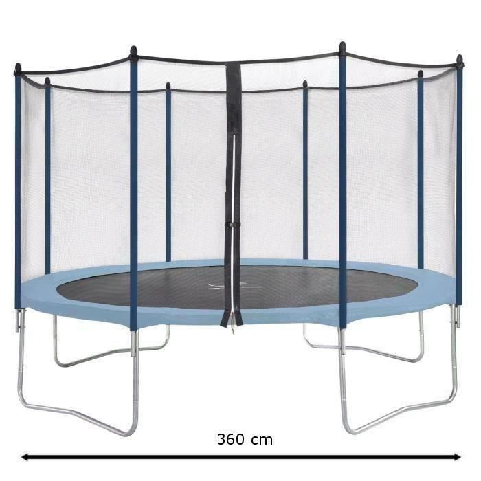 trampoline kangui. Black Bedroom Furniture Sets. Home Design Ideas