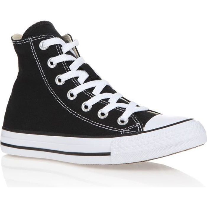 Converse all star noir montante