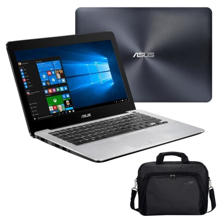 asus pc portable x302ua fn160t 13 3 8go ram windows. Black Bedroom Furniture Sets. Home Design Ideas