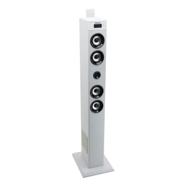 soundvision soundtower 60w achat vente station d 39 accueil soundvision soundtower 60w prix. Black Bedroom Furniture Sets. Home Design Ideas
