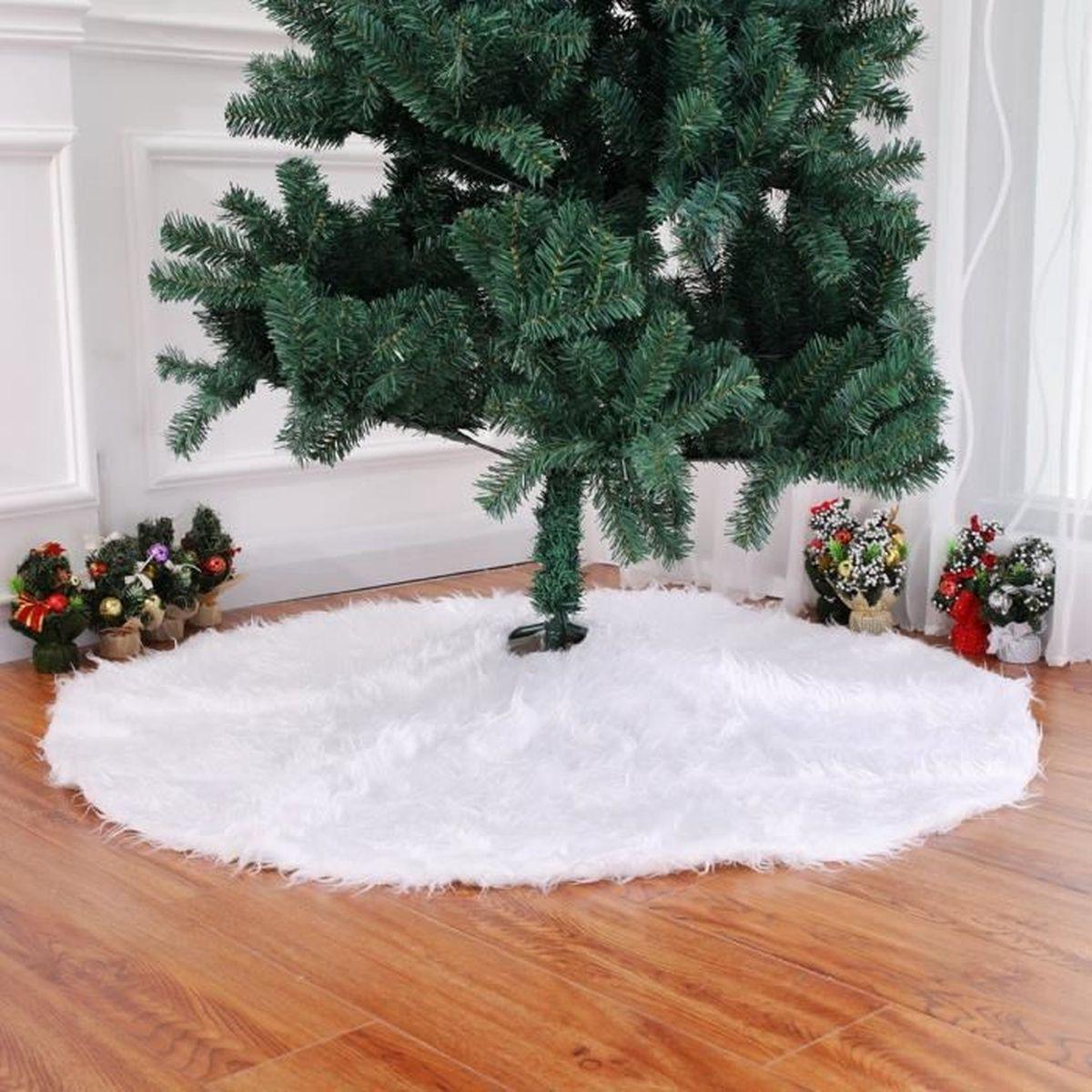 Deco Pied De Sapin tapis de sapin arbre noël pied diamètre 122cm grand