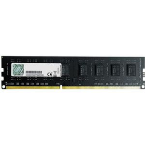 G.Skill Mémoire PC Value - DDR3 - 4Go - 1600 MHz - CL11