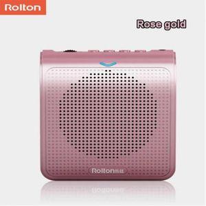 ENCEINTE NOMADE Portable Haut-parleurs Rose Gold Electronique Rolt