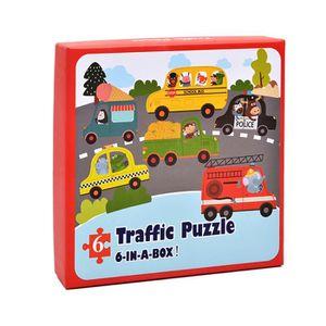 PUZZLE Papier Puzzle éducatif développement bébé enfants